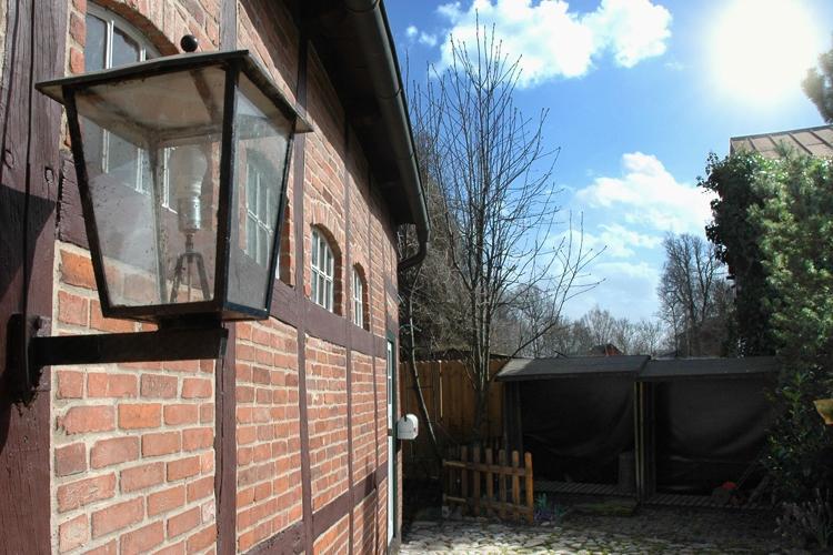 670 -Schöne 3 Zimmer Wohnung im Fachwerkhaus.