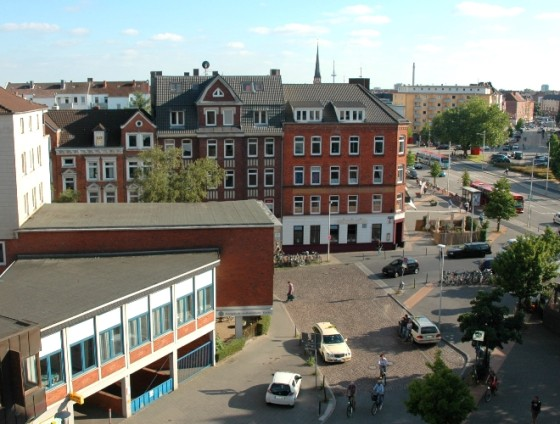 686 - Großzügige ETW nahe Universität - Blücherplatz