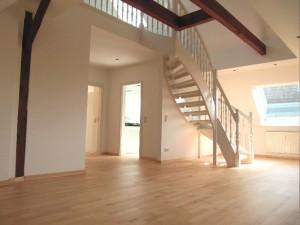 732 - Exclusive 3 Zimmer Maisonette Wohnung in Düsternbrook