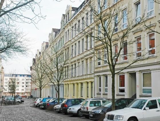 799 -Zentrales und ruhiges Wohnen nahe dem Sophienhof
