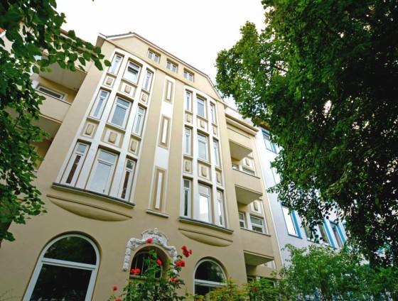 786 - 3 Zimmer Altbau-Wohnung nahe dem Blücherplatz, Kiel