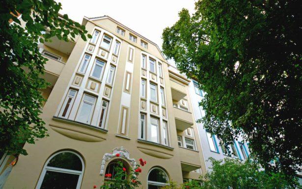 921 - 3,5-Zimmer Altbau-Wohnung nahe dem Blücherplatz, Kiel