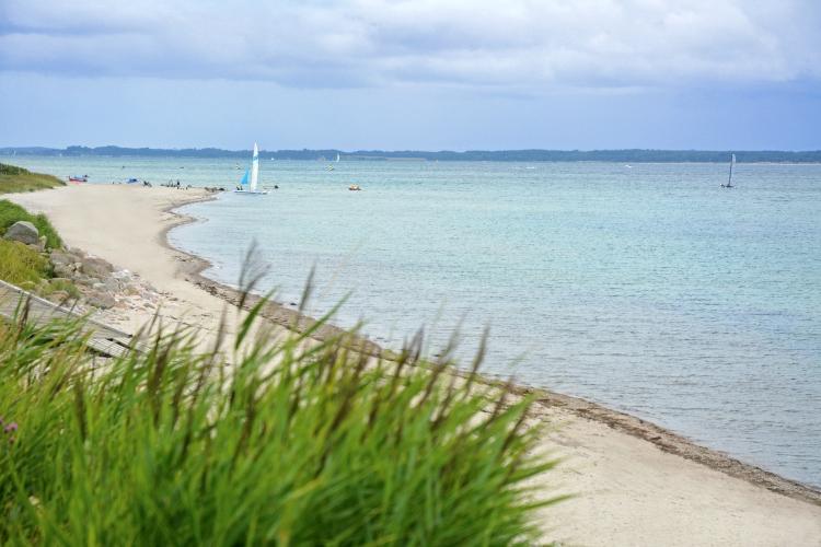 792 - Kleines Strandhausjuwel am Ostseestrand/Schwedeneck nahe Kiel