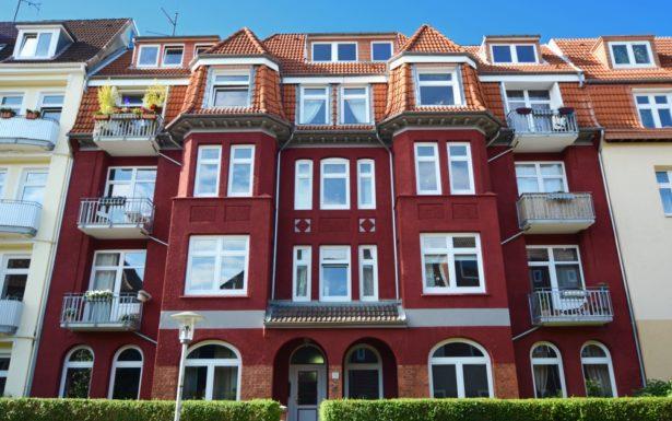 789 - Vermietete 3 Zimmer Altbauwohnung am Blücherplatz