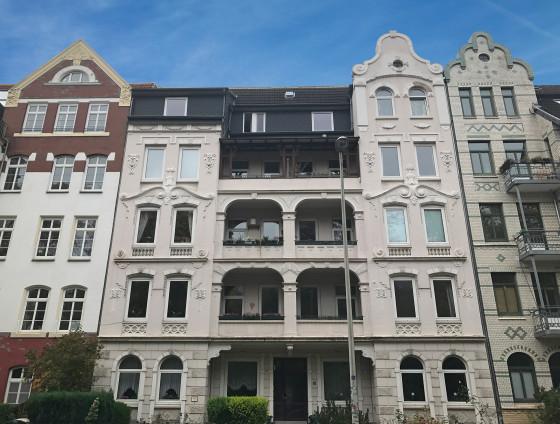 805 - Mehrfamilienhaus mit 11 Wohneinheiten in 24114 Kiel-Südfriedhof