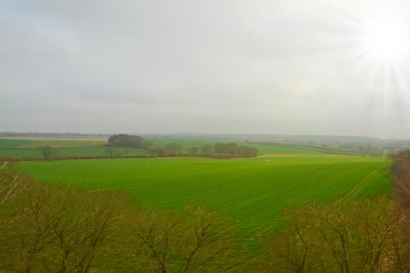 Einmaliger Panoramablick