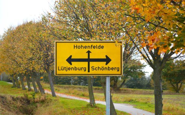 848 - Exklusiver Bungalow nahe dem Naturstrand von Schönberg