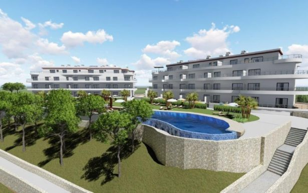 A12661 - Neubauprojekt für Wohnungen in Mijas Costa