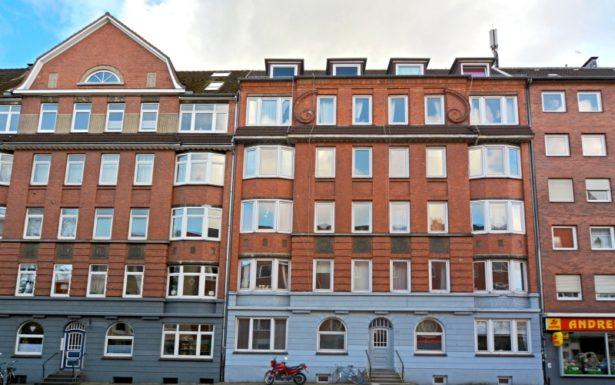 883 - Geräumige 3,5- Zimmer Wohnung in 24114 Kiel