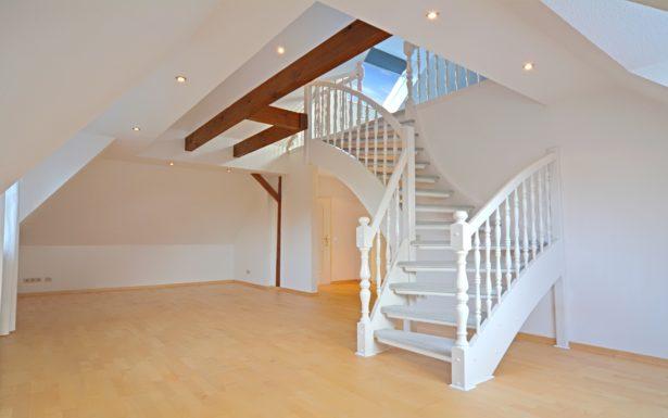 886 - Exclusive 3 Zimmer Maisonette Wohnung in Düsternbrook