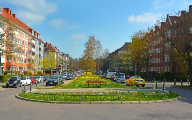 905 - Vermietete Kapitalanlage nahe dem Blücherplatz