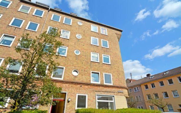 904 - Komplett renovierte 2 Zimmer Wohnung nahe dem Schreventeich
