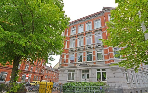 909 - Renovierte 3,5 Zimmer Whg. zwischen Schrevenpark & Exerzierplatz