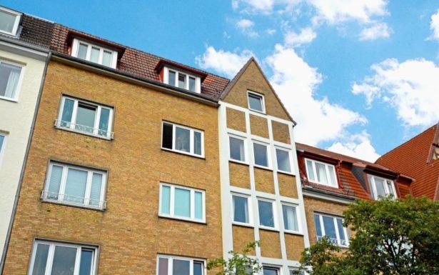 932 - Schöne 3- Zimmer Mietwohnung in Kiel nahe Schreventeich