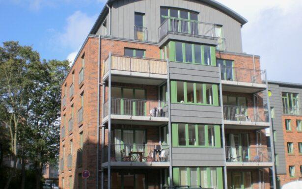 964 - Sonnige 4 Zimmer Wohnung nahe den Arkaden der Holtenauer Straße