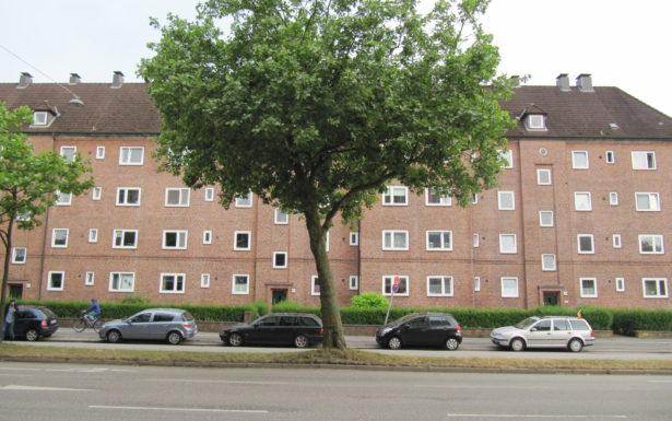 955 -1- Zimmer Wohnung in zentraler Lage nahe Stätischem Krankenhaus